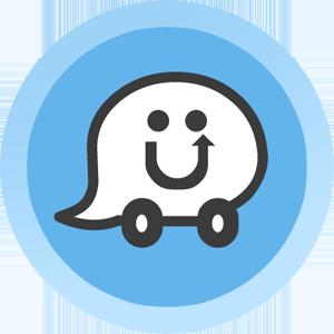 Road-Warrior-Waze-badge-di-foursquare